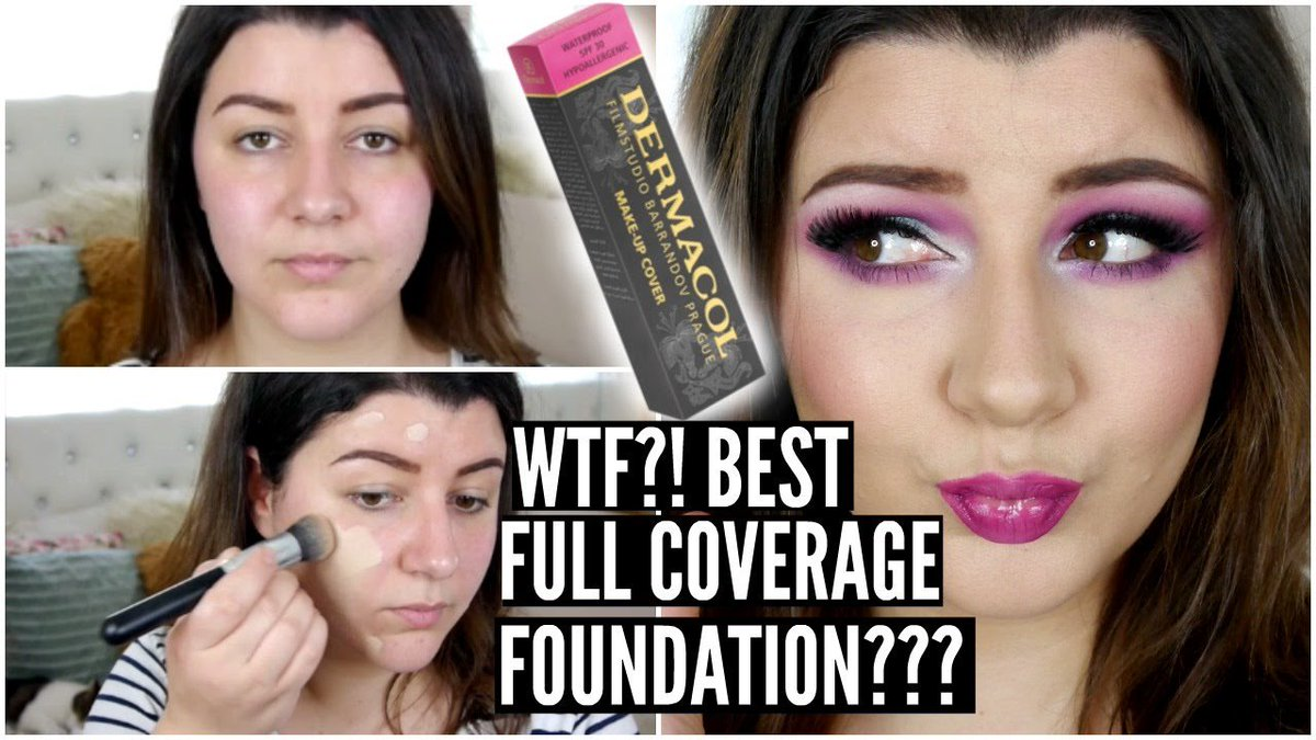 Dermacol Make Up On Twitter Dermacol Foundation World S Most Full Coverage Foundation Dermacol Makeup Cover Review Https T Co 6odah4rtjw Dermacol Dermacolfoundation Dermacolmakeupcover Makeupart Makeupart Makeuphaul Fullcoveragefoundation