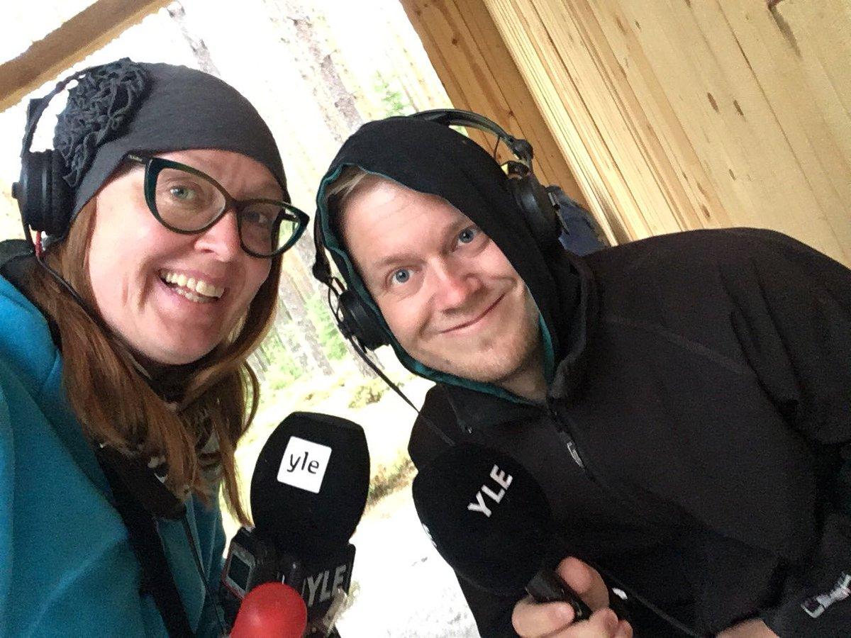 Radio auki, vielä ehdit mukaan kuuntelemaan! Lähetyksessä mukana myös meidän oma Olli Vakkala. Ja telkkarissa suora lähetys klo 9:14! #kintulammi