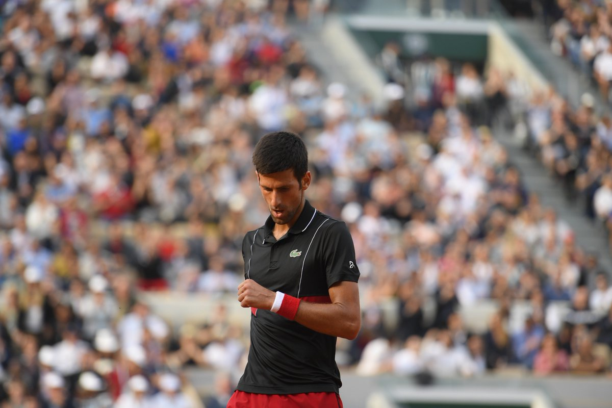 roland garros on twitter what does novak djokovic s qf loss mean