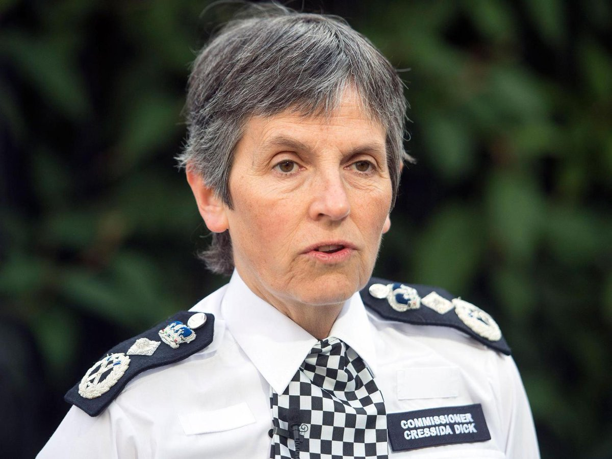 Cressida Dick says it would be 'naive' to think police cuts haven't hit rising levels of violent crime https://t.co/peYJY3MsHt