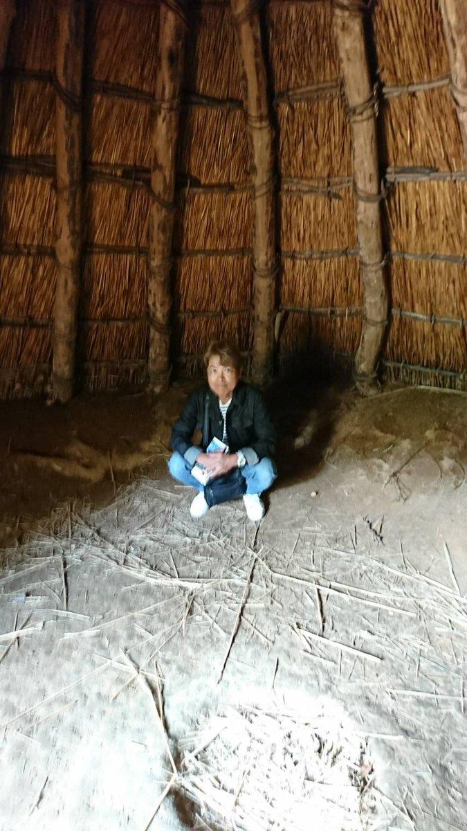 ランチ後は『ねぶたの家 ワ・ラッセ』で東北伝統のねぶたを見物、その大きな芸術に関心し、続いて『三内丸山遺跡』を観光、縄文時代にタイムトラベルした*\(^o^)/*  #帝丹小OBin青森