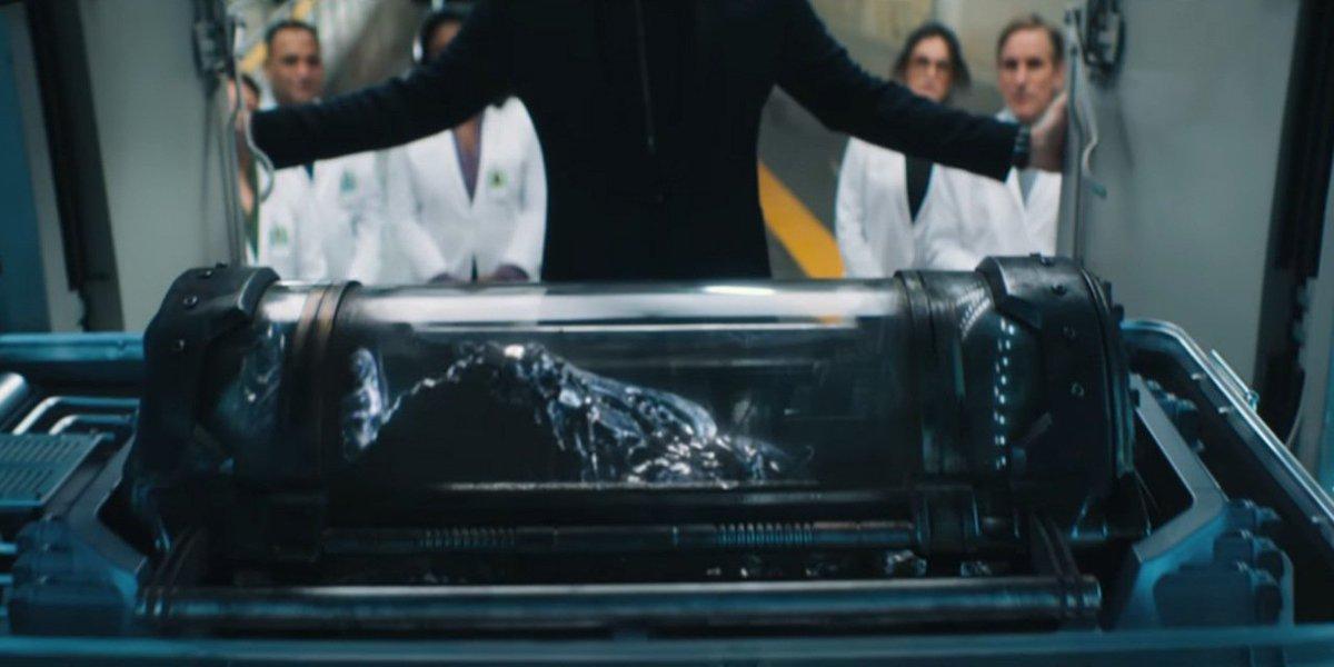 Showcase has your look at the #Venom symbiote!