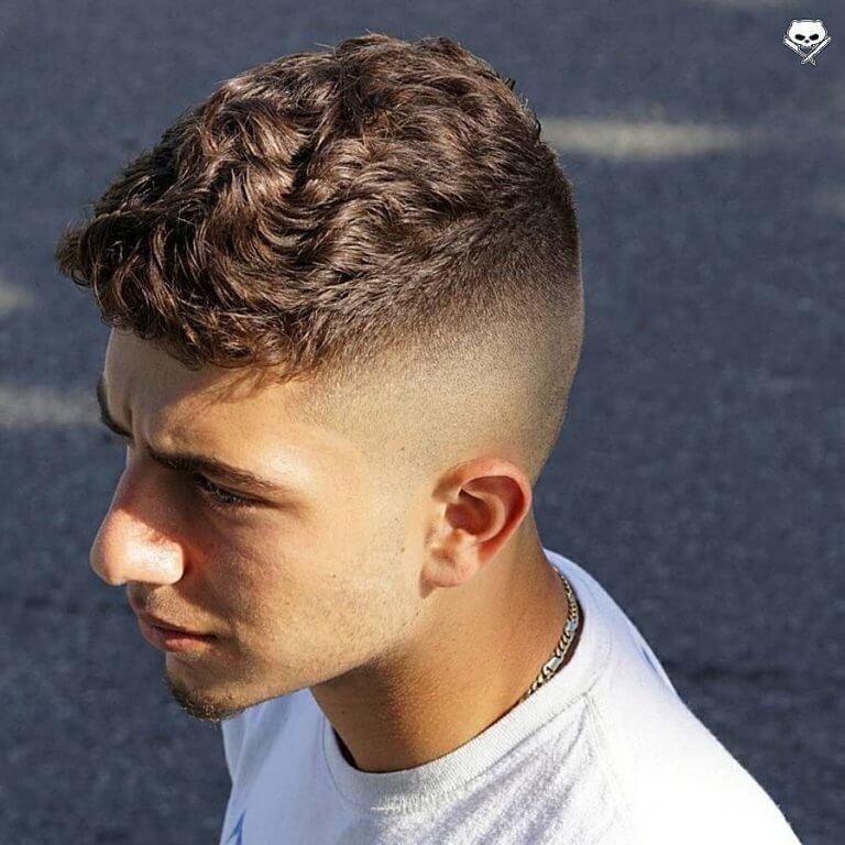Walter Barbershop On Twitter 2 Taper Haircut For Curly Hair Selain Ianya Sesuai Dengan Rambut Yang Lurus Gaya Ini Juga Berfungsi Untuk Rambut Kerinting Dengan Kemasan Gaya Yang Tidak