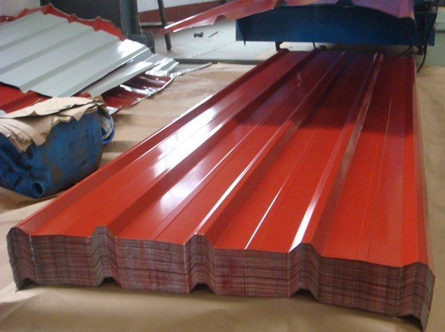 PPGI PPGL Corrugated Roofing Sheet,Roof Tile,Roofing Panel Skype:jina1201 Email: tina@qdhcsteel.com WhatsApp: 0086-15053230960 Web:http://www.qdhcsteel.com/www.hciron.cn