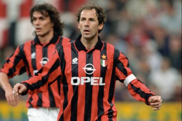 """Milan Obsession on Twitter: """"How could anyone who saw Baresi ..."""