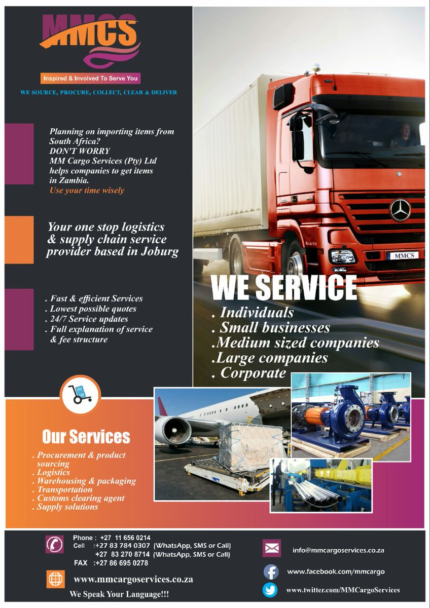 Mm Cargo Services Mmcargoservices  Twitter  Replies  Retweets  Likes