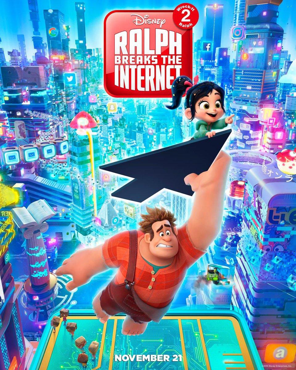Hal-Hal Menarik di Ralph Breaks the Internet: Wreck-It Ralph 2