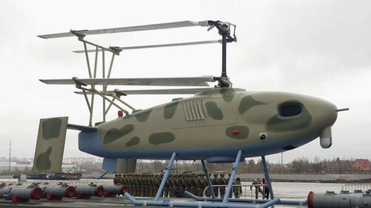 المروحيه الروسيه المسيره Katran  De150mGXcAElA7H