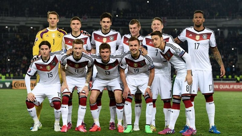 Image result for germany world cup 2018 team