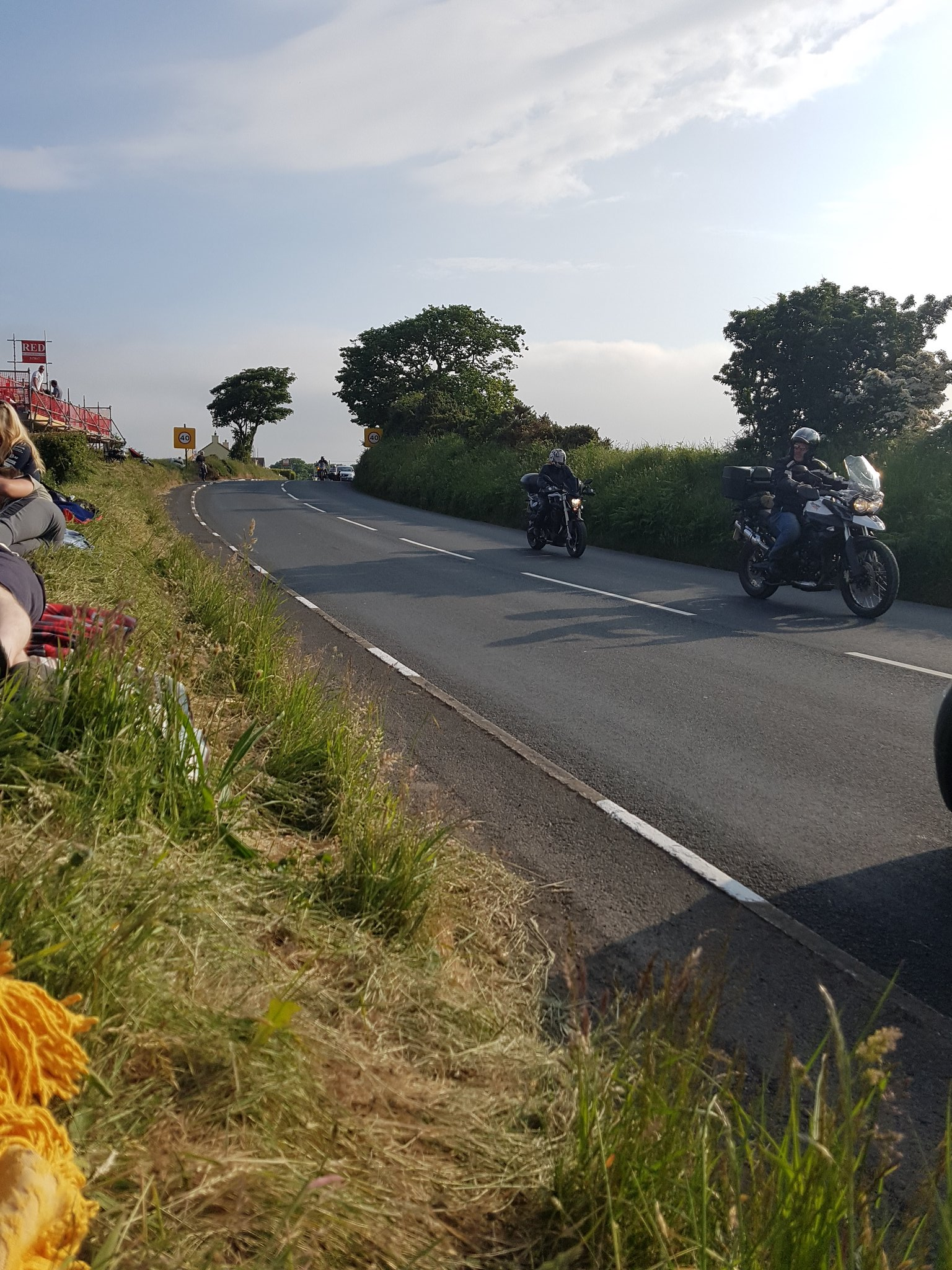 IOMTT: Supersport 1 | The Isle of Man TT