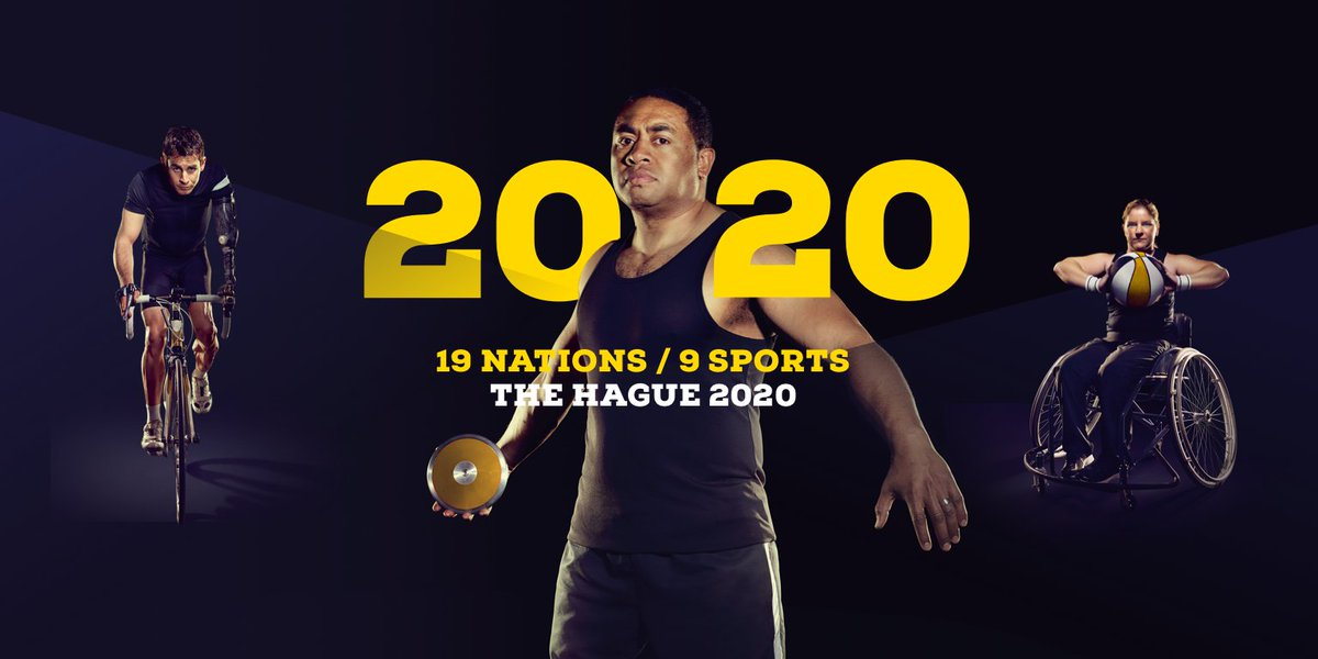 Invictus Games 2020.Invictus Games The Hague 2020 On Twitter On An Exciting