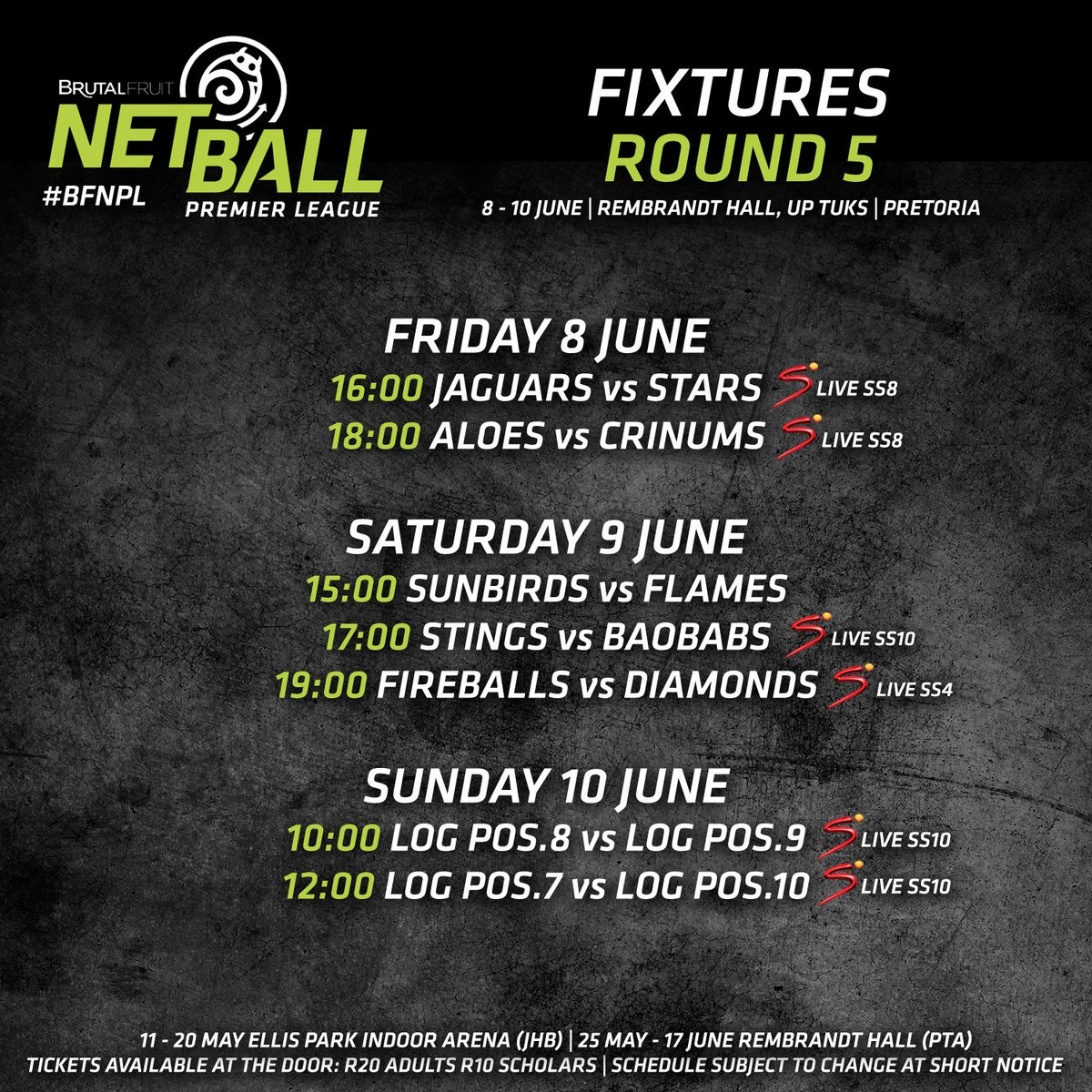 Netball South Africa on Twitter: