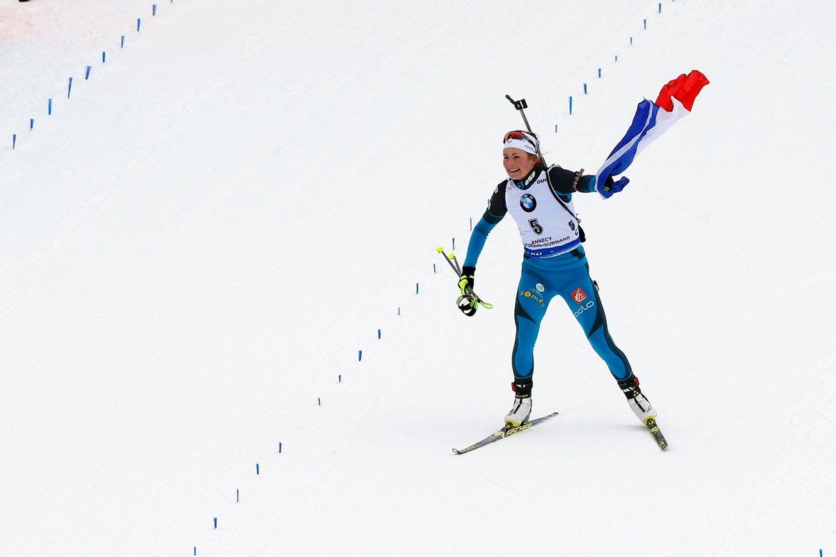 Biathlon 2019 Calendrier.Biathlonannecylegdbo On Twitter Biathlonworld A Annonce