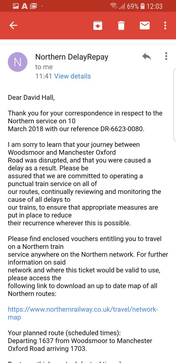 c83cfb73b75 Apologies for the confusion. The vouchers are being sent with a copy of  this letter in the post. You should receive this in the next 10 working ...