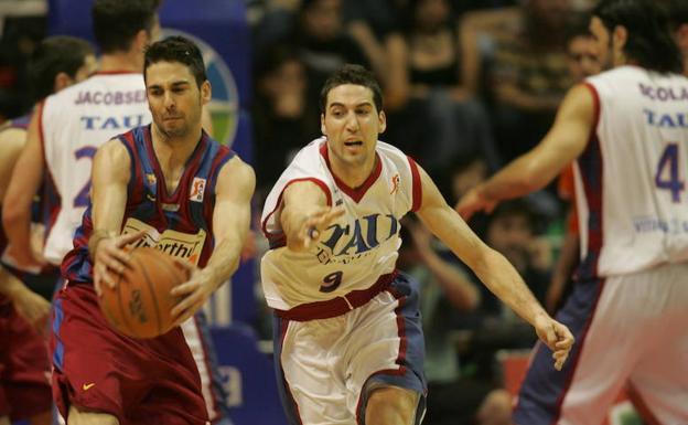 Semifinales Liga ACB FC Barcelona 1-3 Kirolbet Baskonia.!!! A la final 8 años después!!! De1m5RpXUAAe-Bd