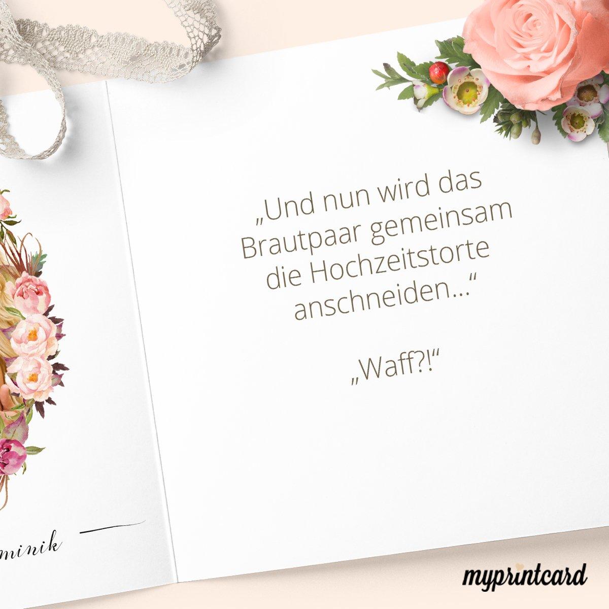 Myprintcard De On Twitter Es Gibt Torte Mehr Spruche Findet
