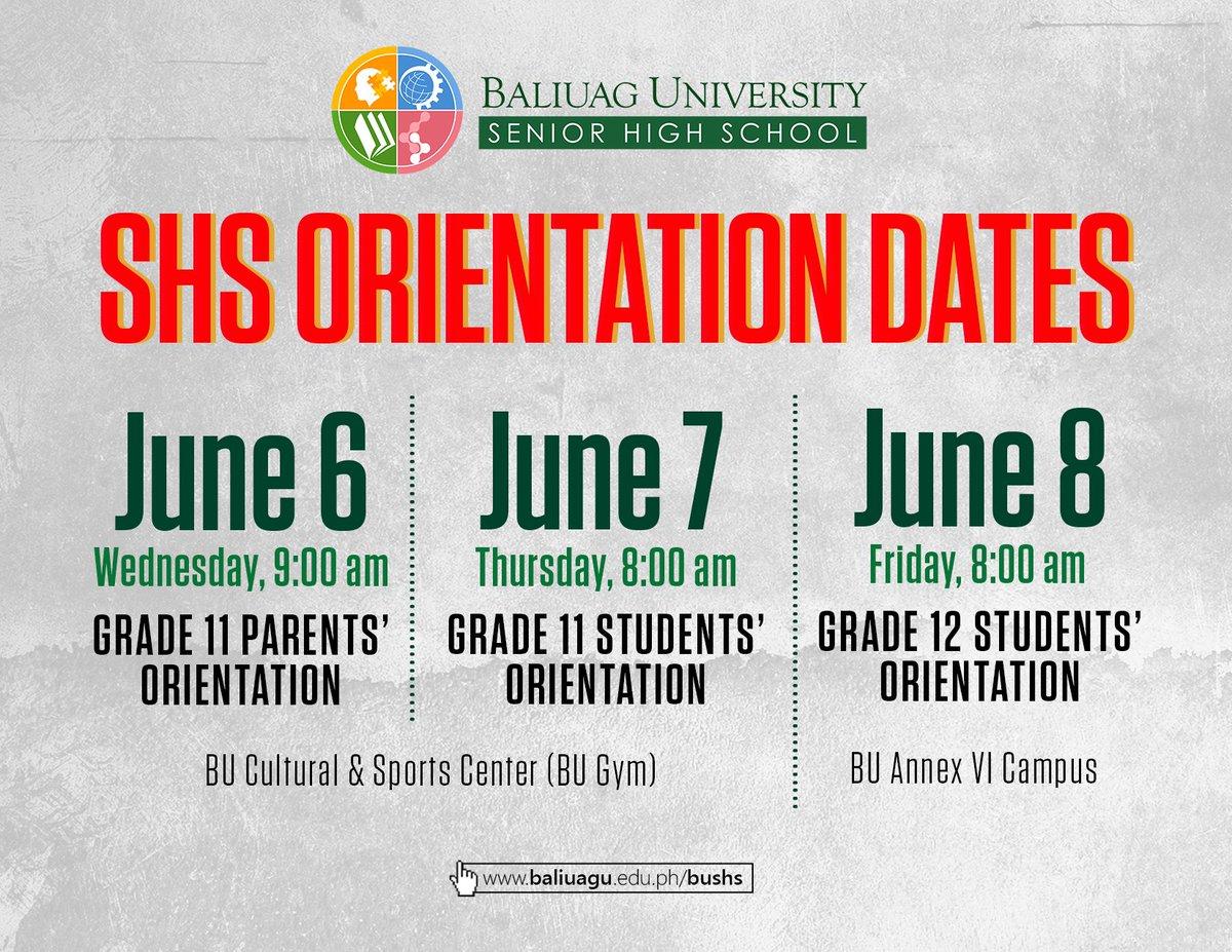 Baliuag University on Twitter: