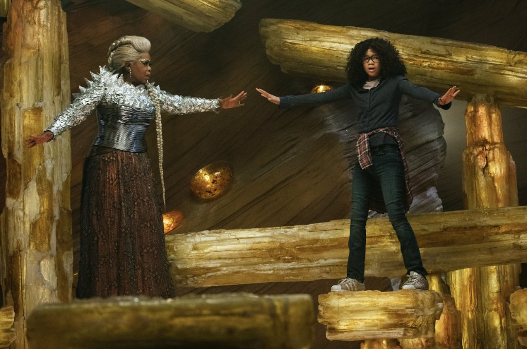 """Understand the importance of balance."" #WrinkleInTime"