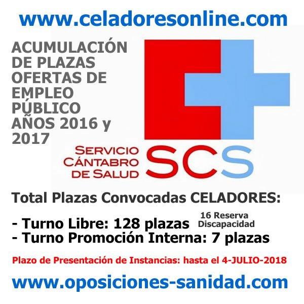 Convocadas 135 plazas de Celadores del Servicio Cántabro de Salud... De2EN6LW0AEqu31