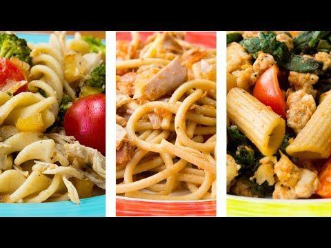3 Healthy Pasta Recipes For Weight Loss | Easy Pasta Recipes - https://t.co/gzfoDg5qUB https://t.co/8gtQsrmZIx