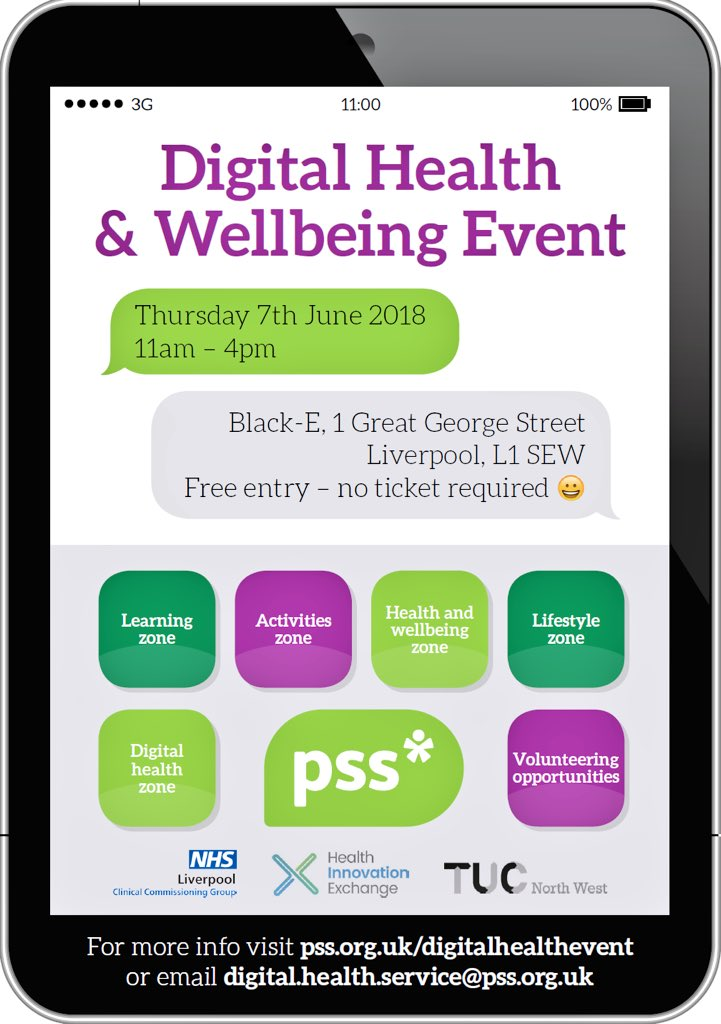 House Of Memories On Twitter Come To A Free Digital Health And