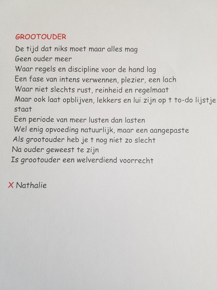 Gedicht Voor Opa ZKL99 - AGBC