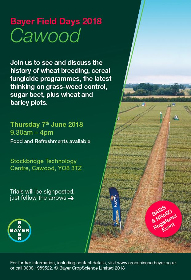 Bayer Crop Science UK on Twitter: