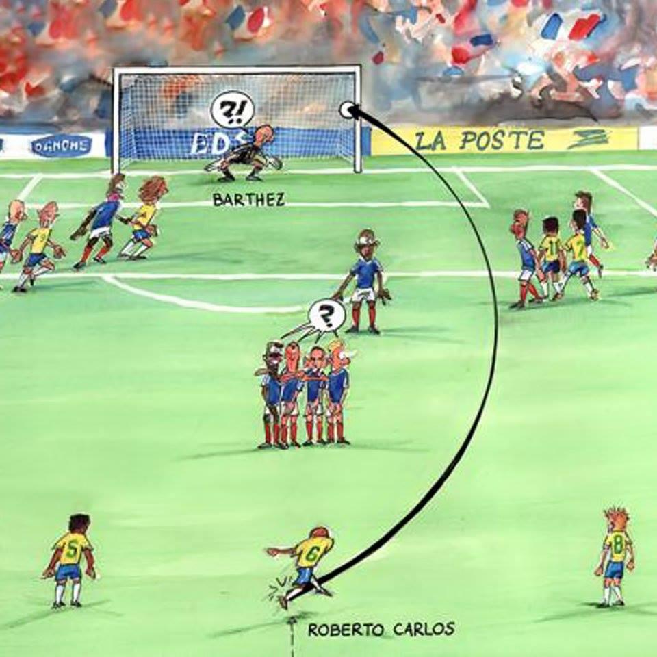 Uno de los mejores goles en la historia del fútbol. https://t.co/3EQoU8gqAX