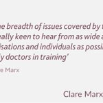 Dame @claremarx has launched her call for written evidence to inform her UK-wide independent medical manslaughter review. #ClareMarxReview  Read more: https://t.co/ZaFPLyc7Ap