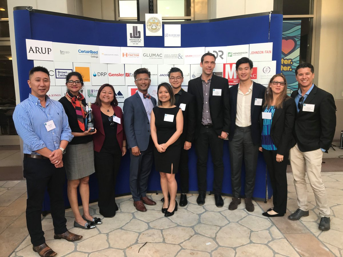 Asian american architects engineers