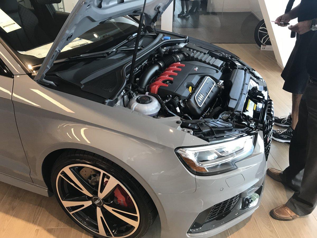 Audi Sarasota On Twitter This RS In Nardo Gray Has All The Power - Audi sarasota