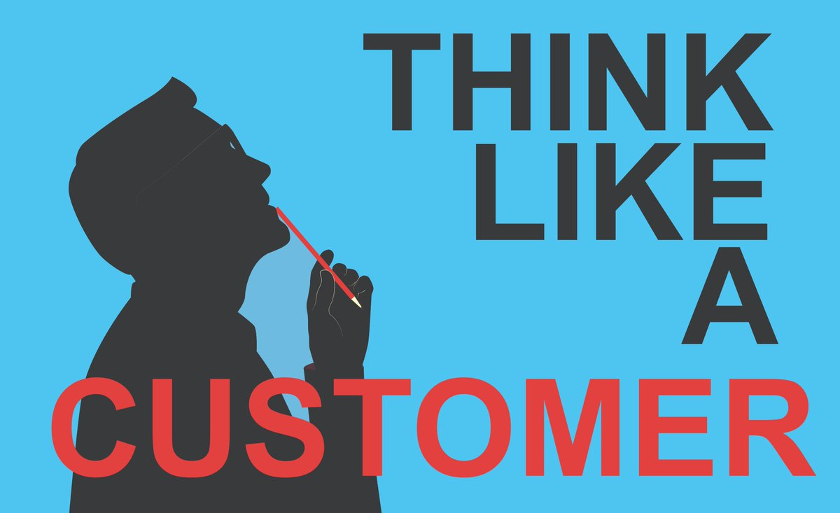 Think like the customer to Understand how they  learn, shop & communicate to create right keywords.