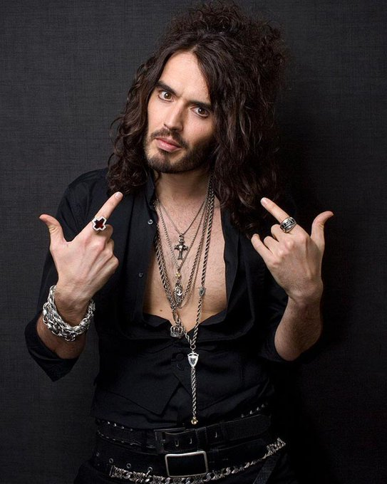 Happy Birthday Russell Brand!