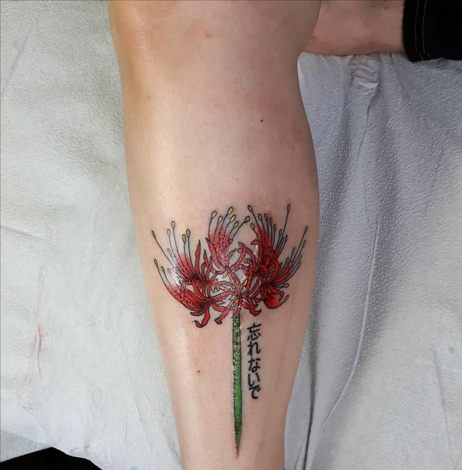 Kristen Hyakuya On Twitter My Red Spider Lily