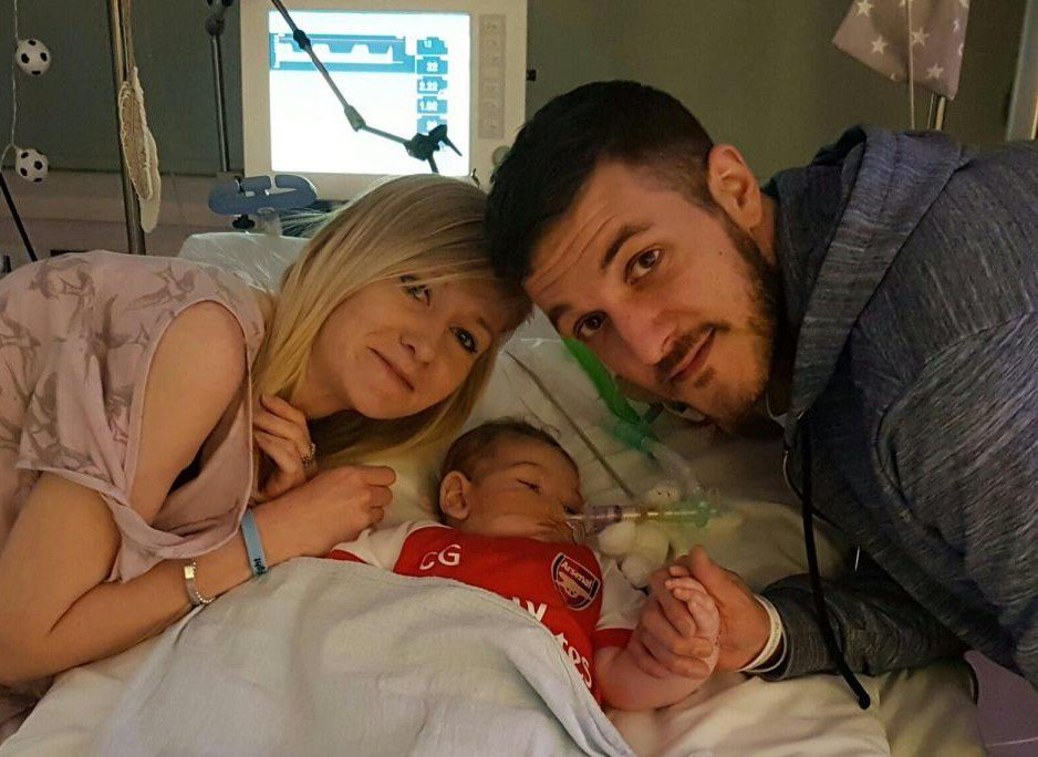 Charlie Gard's Parents Launch Foundation to Help Sick Children Like Him and Alfie Evans https://t.co/gthahOzVv4 #AlfiesArmy #AlfieEvans