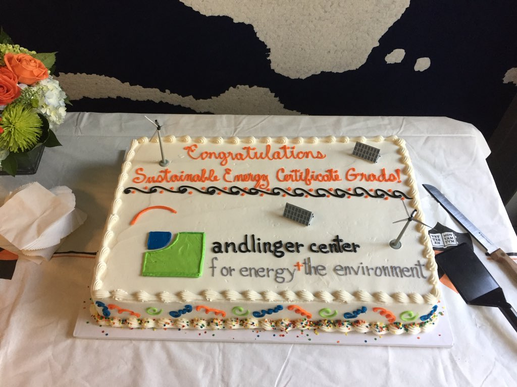 Andlinger Center On Twitter If This Cake Doesnt Get People