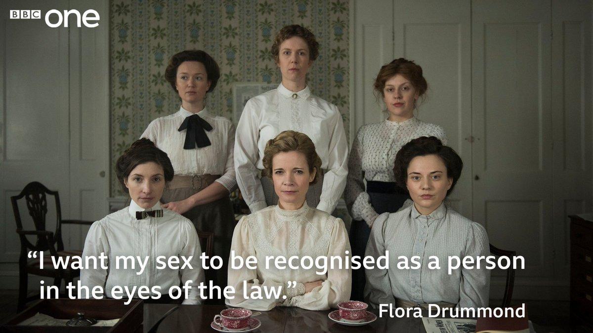 Suffragettes, le docu-drama de la BBC avec Lucy Worsley De3MxReXUAINZ_g