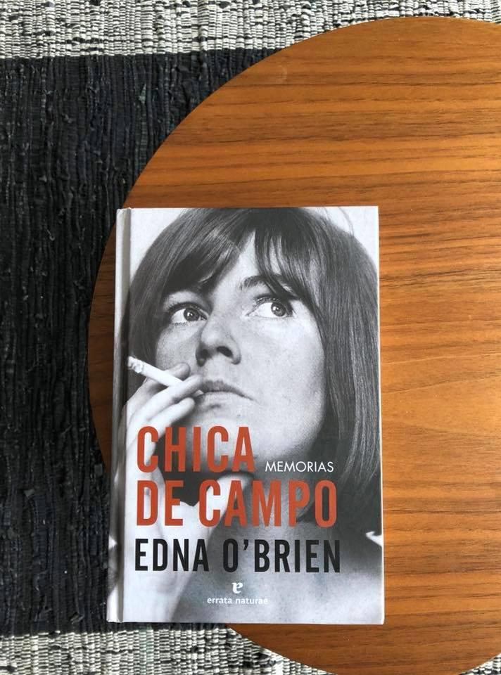 Ivan Thays در توییتر Edna O Brien Chica De Campo Erratanaturae Voy Sumando Mi Primer Libro Para Lista Mejor Libro Del Año 2018 Https T Co Ozgd6blbvw Https T Co Iejclf0dce