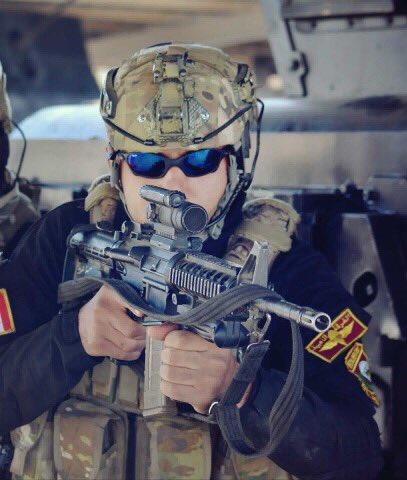 جهاز مكافحة الارهاب (CTS) و فرقة الرد السريع (ERB)...الفرقة الذهبية و الفرقة الحديدية - قوات النخبة - متجدد - صفحة 2 De3RtrXWkAE7uLx