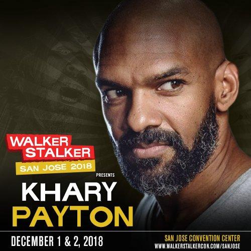 Khary Payton voices