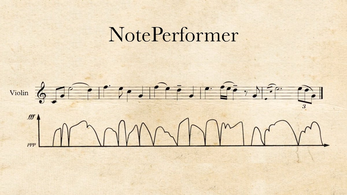 noteperformer hashtag on Twitter