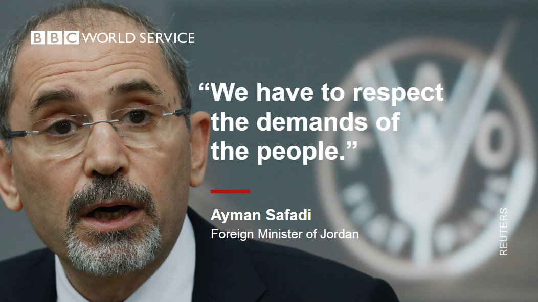 Image result for photos of Jordan's Foreign Minister Ayman al-Safadi