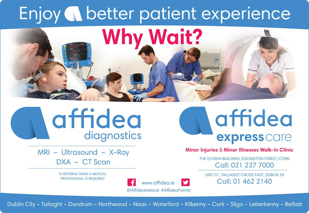 What AFFIDEA stands for