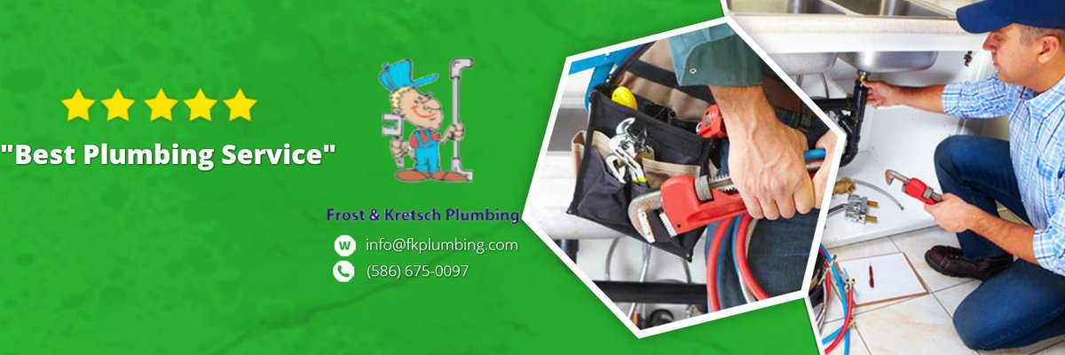 Frost Kretsch Plumbing Has Been Around Long Enough To Offer The Type Of Quality Service