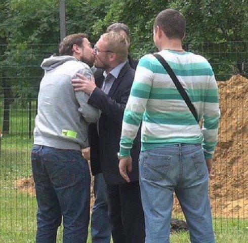 """""""Якщо двоє чоловіків цілуватимуться, то ми звернемося в поліцію. Далі - це їхня справа"""", - 300 козаків наглядатимуть за фанами в Ростові під час ЧС-2018 - Цензор.НЕТ 1860"""