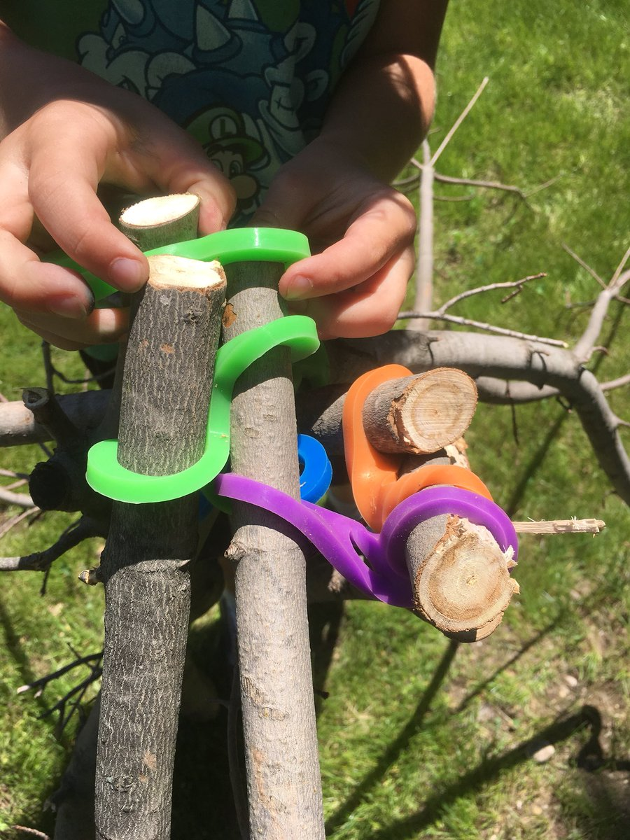 @HelloSticklets loving our camp opportunities this summer. Sticks have unlimited possibilities!!