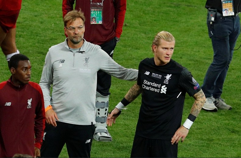 Liverpool fans call for a REMATCH of Champions League final after scans reveal Loris Karius suffered concussion  https://t.co/rP7ucrAxEu