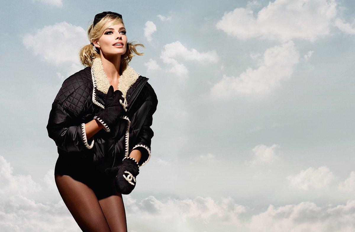 De3y6w XcAErbLX - Грандиозная кампания Chanel Coco Neige стартует через 5 дней!
