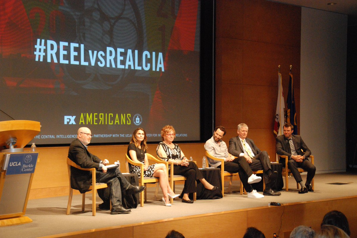 Did you miss our Reel vs Real with the creator & cast of @TheAmericansFX last week? Check out the lively discussion about the facts vs fiction of espionage, CIA tradecraft, & living under cover here: bit.ly/2JpoAJl #ReelvsRealCIA