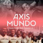 At the @Art_Curators (AAMC) conference, the Axis Mundo catalogue we supported (from the exhibition by @ONEarchives & @MOCAlosangeles) won the top prize in its category!  NYCers can catch Axis Mundo starting 6/22 at Hunter College Art Galleries. https://t.co/6TAIUJLcEE #PSTLALA